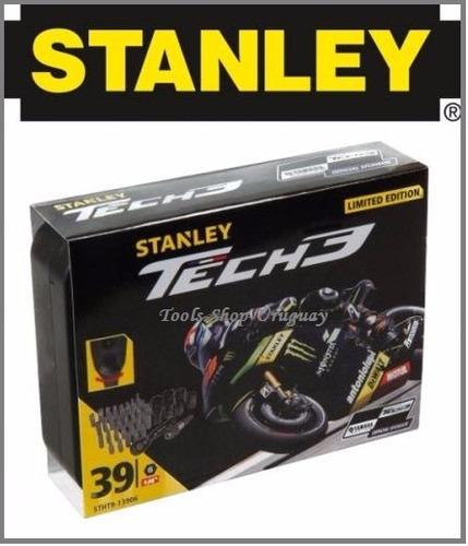 Set Herramientas 39 Piezas Stanley Tech3 Edición Limitada