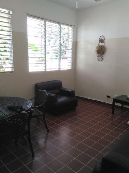 Alquiler Apartamento, Casa, Amueblado En Gazcue, Don Bosco