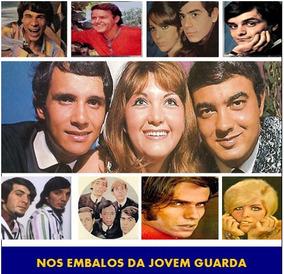Cd - Nos Embalos Da Jovem Guarda - 25 Super Hits