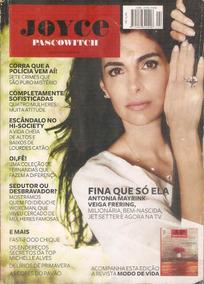 Revista Joyce Pascowitch Antonia Mayrink Veiga Setembro 2004
