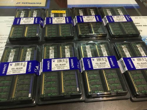 Imagem 1 de 6 de Kit 16gb Pc2-3200r Dell Poweredge 1800 1850 1855 2800 2850