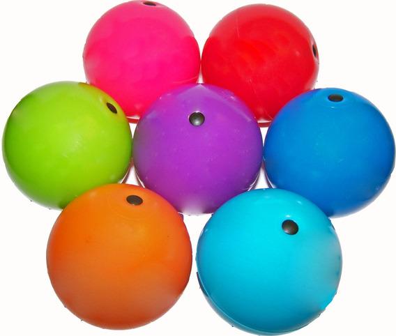 Bolas Juggling Pró 65mm - Trio- Buena Omda Malabares