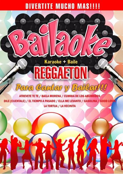 Bailaoke Reggaeton Dvd L