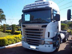 Scania R420 Highline 6x2 2012 Entrada R$ 45.000,00 + Parcela