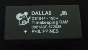 Ds1644 -120 +, Ram Timekeep Nv 120ns 28-dp - Original