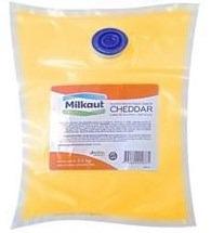 Cheddar Liquido Milkaut.
