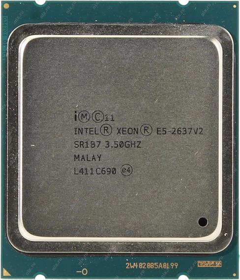 Processador Xeon E5-2637 V2 15m 3.50 R620 R720 R820 Lga2011