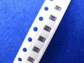 Resistor Smd 10r 1/4w 0805 10 Unidades