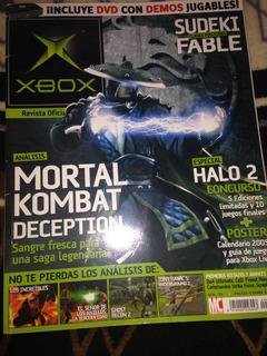 Revista Mortal Kombat