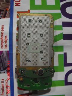 Repuesto Placa Gsm Para Motorola W375 Movistar Usado