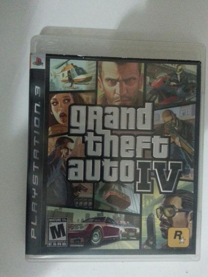 Grand Theft Auto 4 Ps3 Gta Iv Sem Riscos