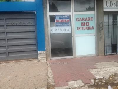 Alquiler De Garage Centrico Cw77505