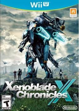 Xenoblade Chonicles X - Wii U - Lacrado