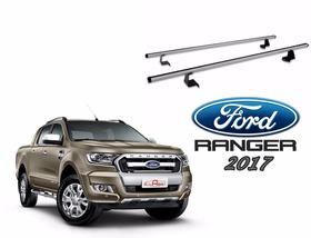 Rack Travessas De Caçamba Nova Ranger 2017 Aluminio Projecar