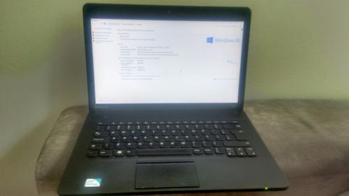 Notebook I7 4gb Hd 500  Win 10 Original.