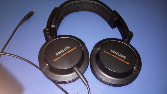 Fone Profissional Philips Neodymium