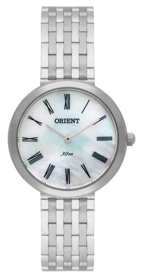 Relógio Orient Original De Fábrica, Feminino, Fbss0046 B3sx