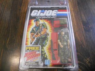 Gi Joe Vintage! Moc Lt. Falcon! 1987 Nuevo En Su Caja! Rara!