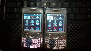 Palm Top Palm One Treo 650