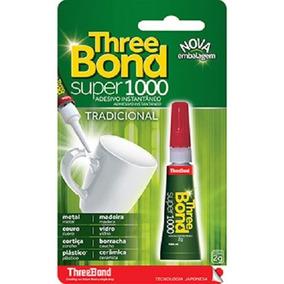 Adesivo Instantanio Tb Super 1000 2g Three Bond