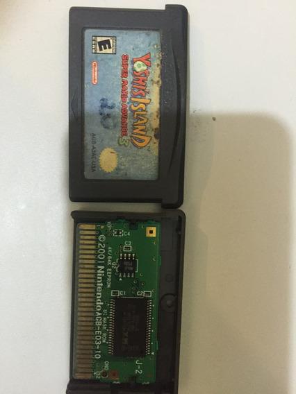 Cartucho Yoshis Island Super Mario Advanced 3 Gameboy Gba