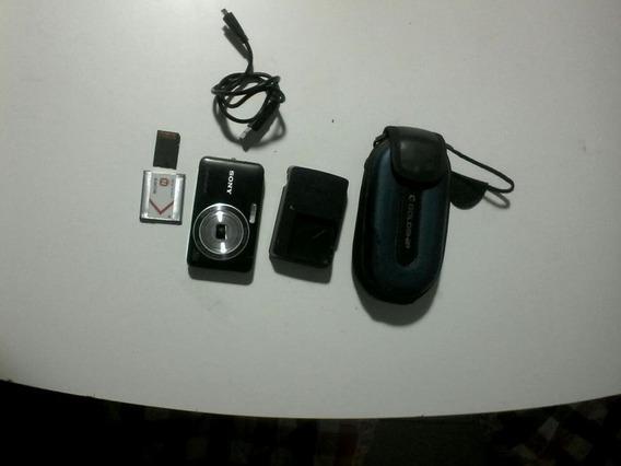 Eu Vendo Minha Camera Fotografica Sony 12.1 Cyber-shot