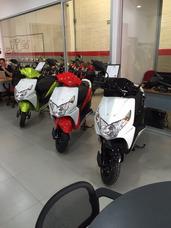 Dio Honda Insurgentes Motoneta