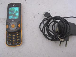 Celular Lg Modelo Gm210 Operadora Vivo Com Bat E Carreg