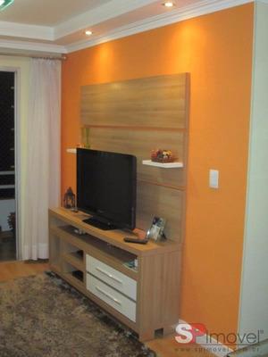 Apartamento Na Vila Matilde 3 Dorm 1 Vaga - Parque Eldorado