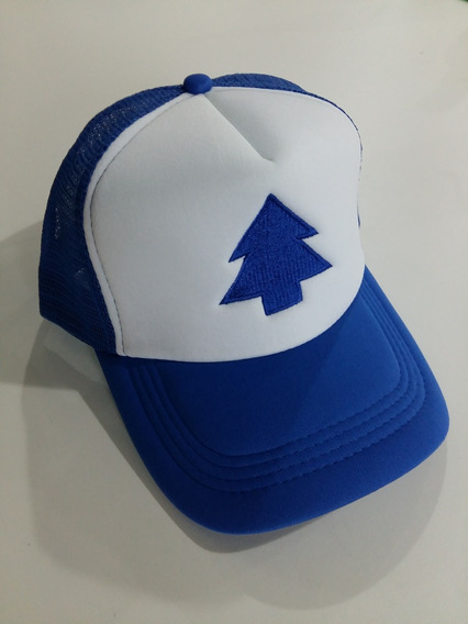 Gorra Gravity Falls Trucker Bordada