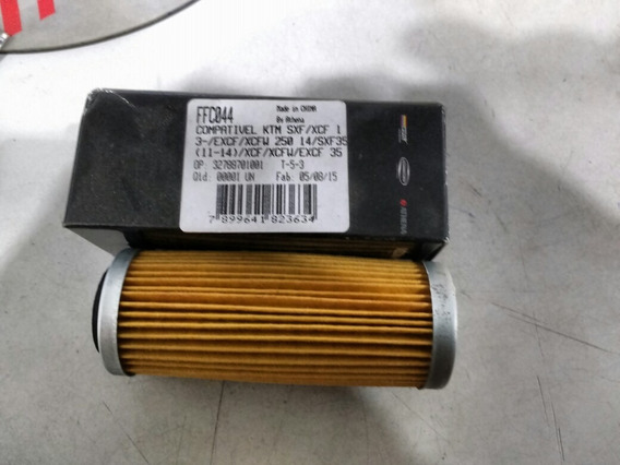 Filtro Oleo Ktm 350 Xcf 12/18 250 Xcf 14/16 450 08/11 2pçs