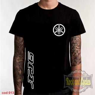 Camisa Yamaha Camiseta Xj6