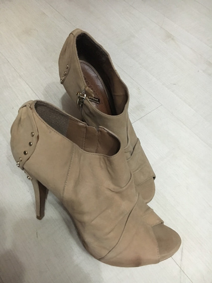 Ankle Boot Nude Schutz