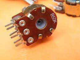 Potenciômetro B50k