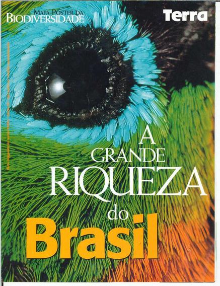 Suplemento Revista Terra - A Grande Riqueza Do Brasil
