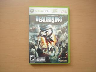 Dead Rising Para Xbox 360 Completo Rtg +++++