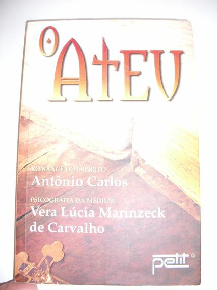Livro O Ateu Frete Grátis