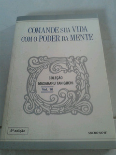 Commands A Sua Vida Com O Poder Da Mente Volume 10 Sexta Edi