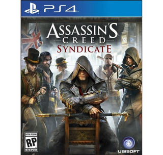 Assassins Creed Syndicate Ps4 Físico Nuevo Y Sellado