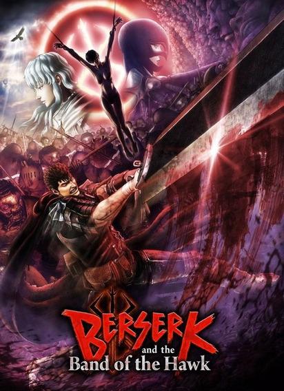 Berserk And The Band Of The Hawk ( Mídia Física ) Pc Dvd