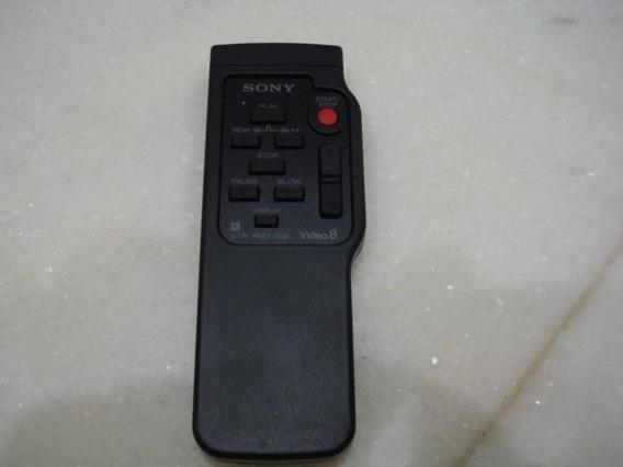 Controle Remoto Original Sony Vtr Rmt-708