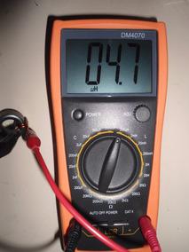 Indutor Toroidal De 4,7uh X 8 Amp