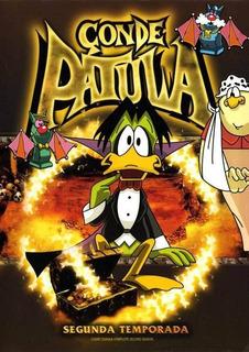 El Conde Patula Count Dukula Segunda Temporada 2 Dos Dvd