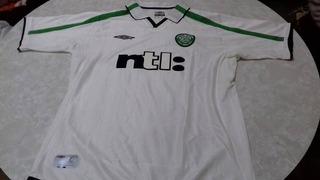 Camisa Celtic - Anos 2000 - Futebol Escocês
