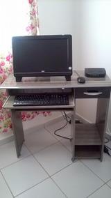 Computador Aoc Cpu Embutido + Mesa Para Computador