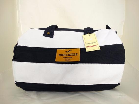 Bolsa De Bordo Sacola Hollister Importada Original