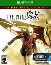 Jogo Xbox One - Final Fantasy Type-0 Hd (m.física/lacrado)