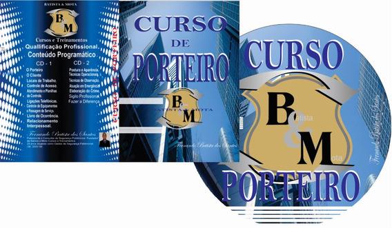 Qualificação Profissional - Curso De Porteiro