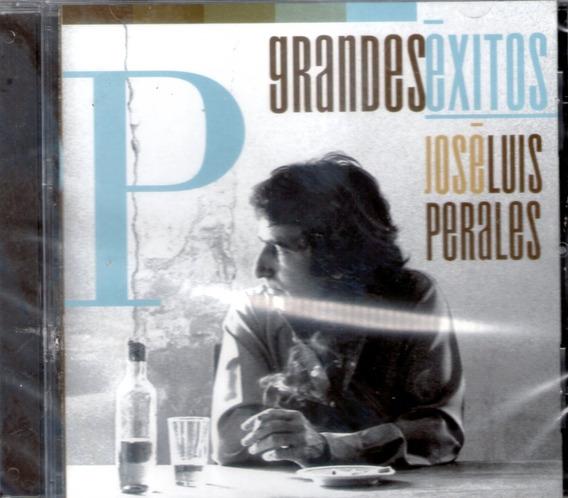 Jose Luis Perales Grandes Exitos Cd 2015 - Los Chiquibum
