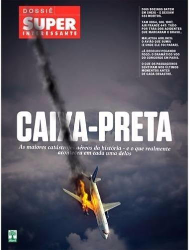 Revista Superinteressante - Especial Caixa Preta - Lacrado